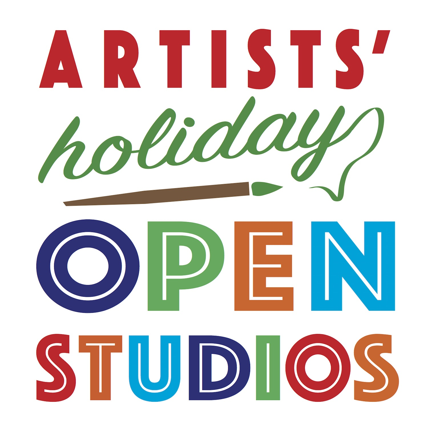 Redwood City Holiday Open Studios
